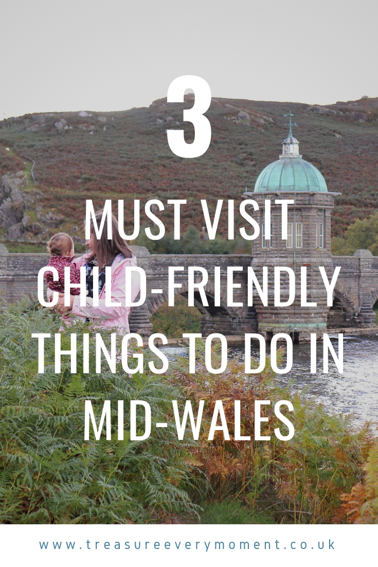 TRAVEL: 3 Must Visit Child-Friendly Things to Do in Mid-Wales