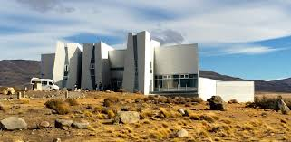 Museu do Glaciarium em El Calafate