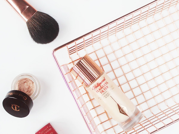 NEW Charlotte Tilbury Hollywood Flawless Filter Review