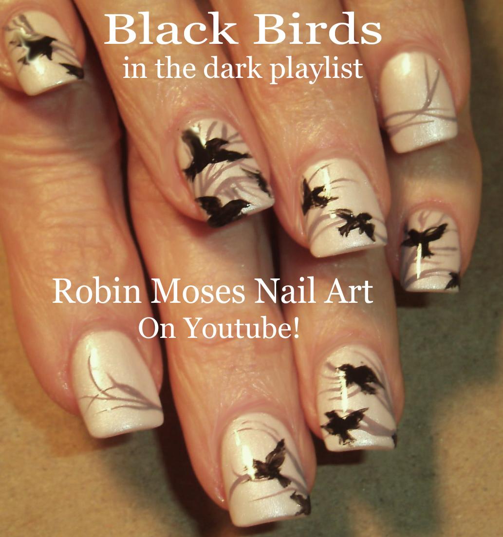 Robin Moses Nail Art: American Horror Story Coven Nails ...