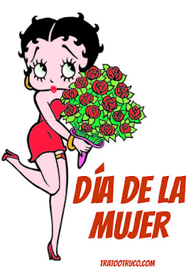 betty boop mujer