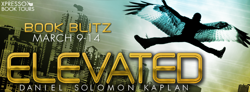 Book Blitz: Elevated by Daniel Solomon Kaplan with giveaway!
