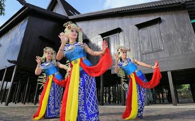Macam - Macam Tarian Daerah di Indonseia