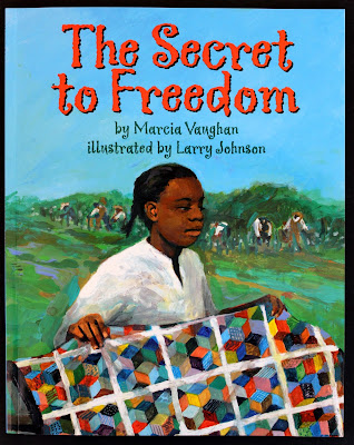 This is a fabulous book that tells about how quilts were used to guide escaped slaves along the Underground Railroad. What a great read-aloud for Black History Month or any time of the year! This blog post contains a FREE test prep activity that accompanies this book.