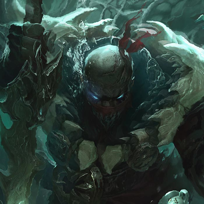 Pyke Logo Wallpaper Engine