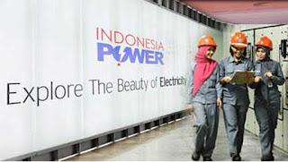 Lowongan Resmi PT INDONESIA POWER (PLN) Terbaru