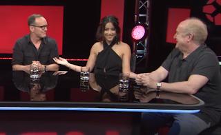 AGENTS OF SHIELD   Clark, Chloe e Jeph ospiti di IGN