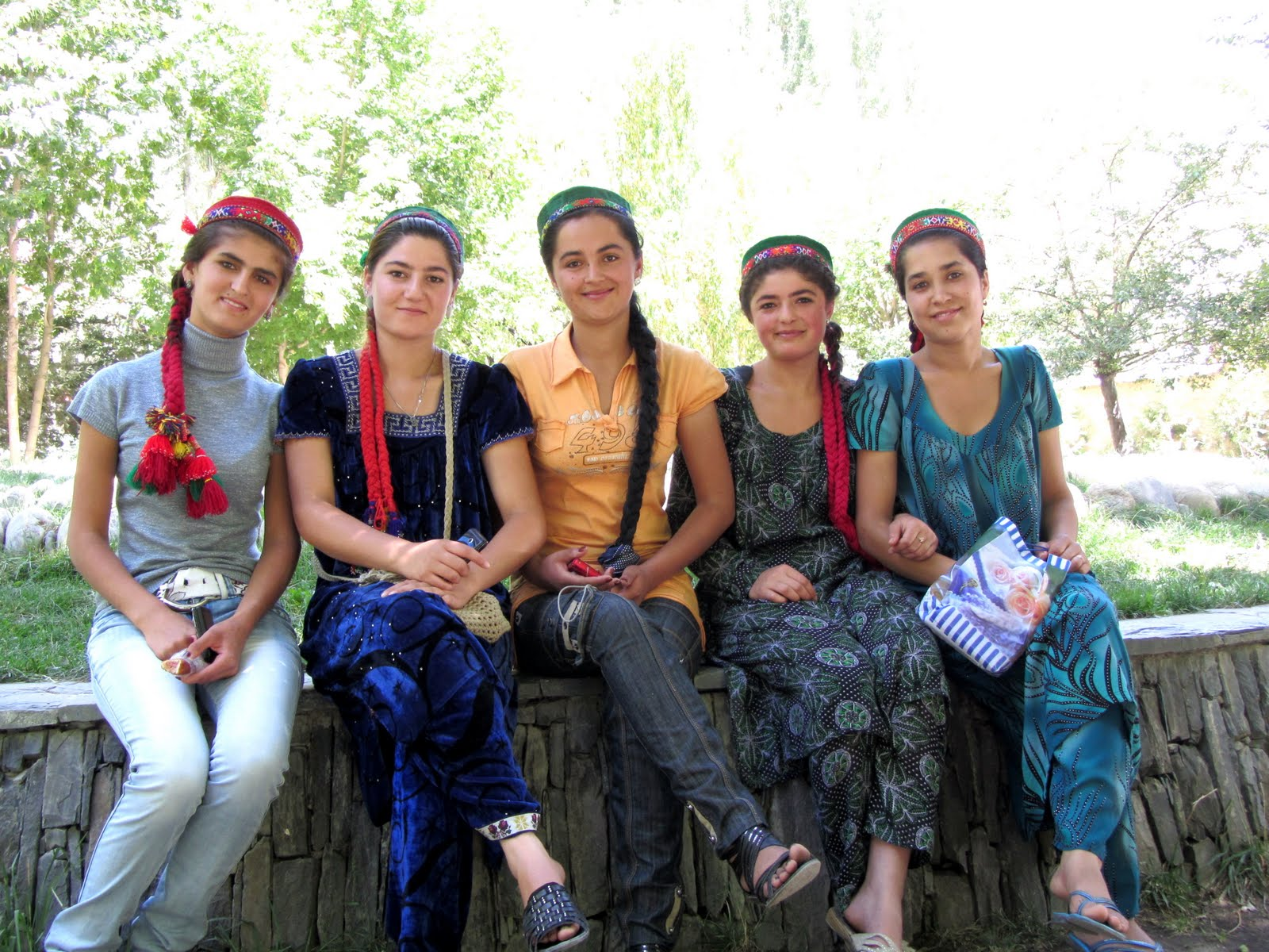 Central Asian People 36
