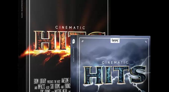 Boom Library – Cinematic Hits Designed [WAV][GraphixTree]