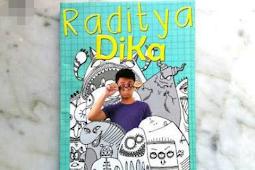 Unsur Resensi Novel Humor karya Raditya Dhika Babi ngesot lengkap