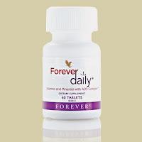 Хранителна добавка за всеки ден /Forever Daily/