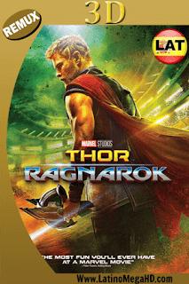 Thor: Ragnarok (2017) Latino FULL 3D BDREMUX 1080P - 2017