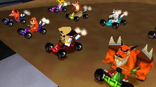 تحميل لعبة كراش للكمبيوتر من ميديا فاير download crash team racing mediafire