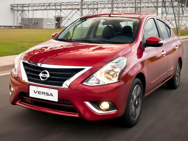 nissan versa 2017 autom tico cvt v deo consumo pre o car blog br. Black Bedroom Furniture Sets. Home Design Ideas