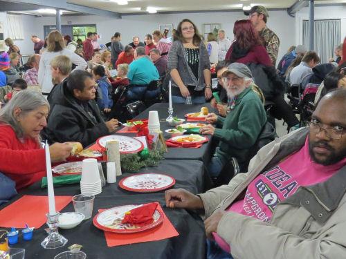 Community Christmas Dinner