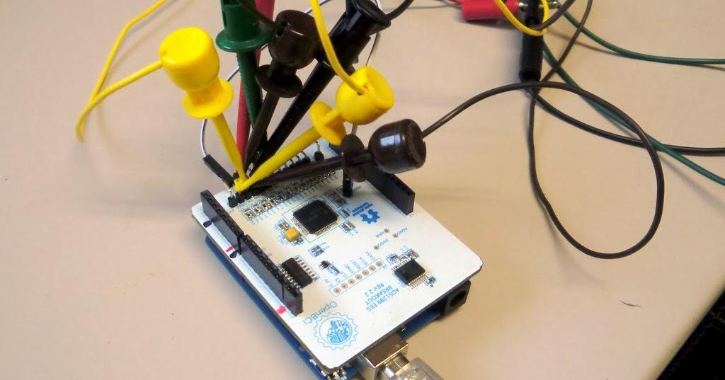 EEG Hacker: Self-Noise of OpenBCI with More Data