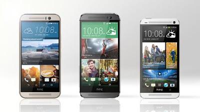 Thiết kế đẹp mắt từ HTC