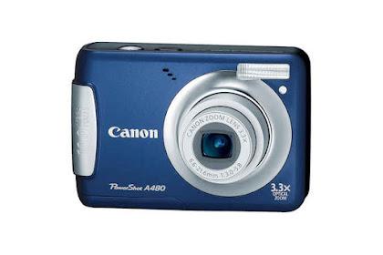 Canon PowerShot A480 Driver Download Windows, Mac