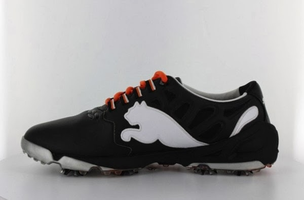 Biofusion Spikeless Mesh shoes  PGAShow courtesy Hackers Paradise. My  Favorite the Black and White Puma Biofusion Tour 3a2b694b4
