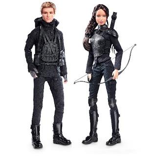 Katniss & Peeta Dolls