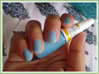 Esmalte Azul Marina