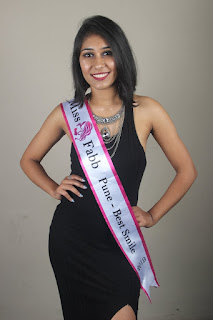 Regal Dental Care Miss Fabb Best Smile - Anushka Yadav