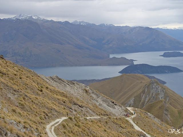 Roys Peak Wanaka Road Trip New Zealand
