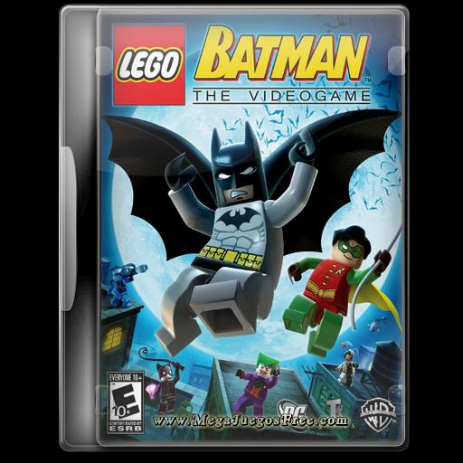 Lego Batman Full Español