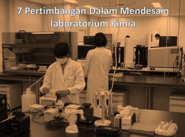 Konsultan Desain laboratorium