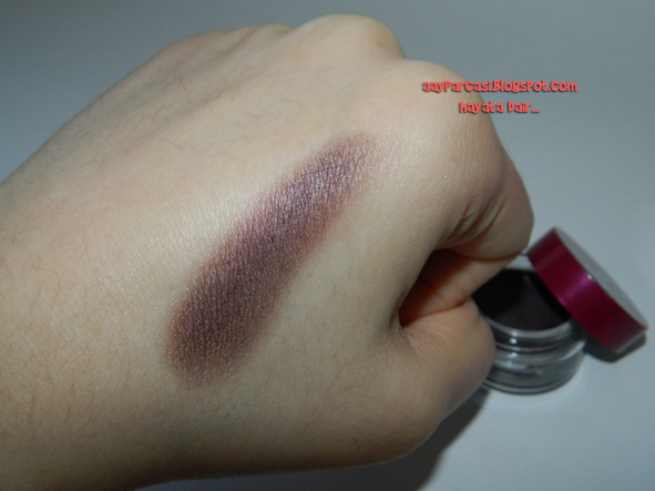 The One Colour Impact Intence Plum