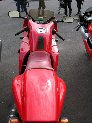 Barigo Onixa 600 motorcycle