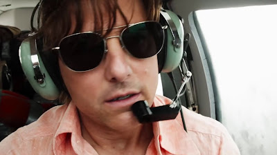 Tom Cruise Pailot HD Photo In American Made
