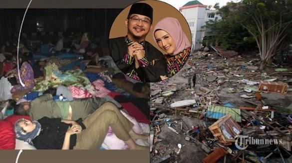Cerita di Balik Foto Pasha Ungu dan Istri yang Viral, Ponsel Tak Aktif 12 Jam dan Proses Pengungsian