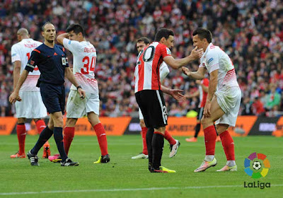 Crónica Athletic Club de Bilbao 3 Vs Sevilla FC 1