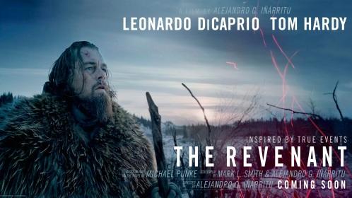 O Regresso (The Revenant) Torrent - BluRay Rip 720p | 1080p Legendado (2015)