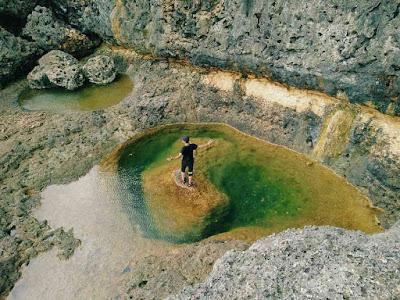 Lokasi Pantai Mbehi Malang Jawa Timur