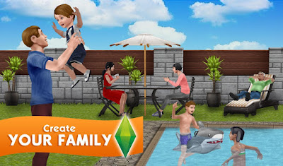 The Sims FreePlay MOD APK v5.43.0 Unlimited Money Lifestyle, Social, Simoleons Points