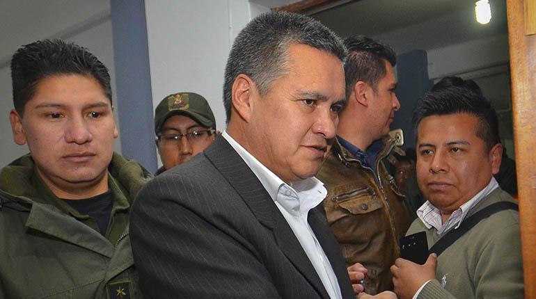 León fue defensa de Zapata casi dos meses, luego fue detenido en San Pedro