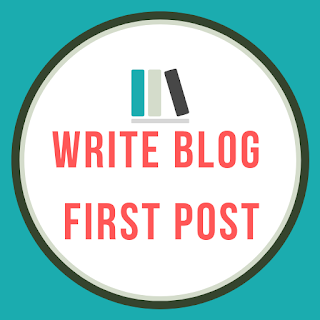 How To Write Blog First Post (Tips)