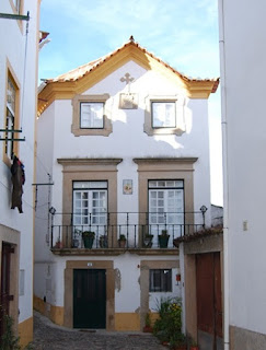 BUILDING / Casa do Prior, Castelo de Vide, Portugal