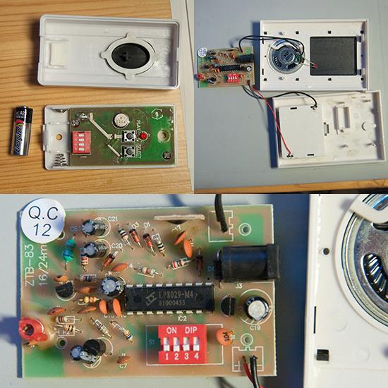 Wiring A Wireless Doorbell Furthermore Doorbell Circuit Diagram