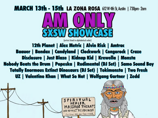 AM ONLY SXSW Showcase 2013 ~ Austin Hip Hop | ATX Hip Hop | Events