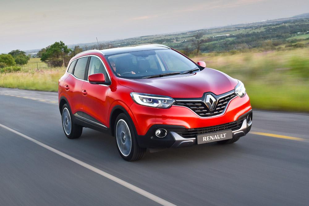 Snap Review 2016 Renault Kadjar Edc Luckystrikers World