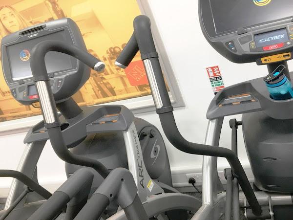 6 Week Gym Update