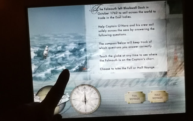 London 2017 - Museum of London Docklands - Animation