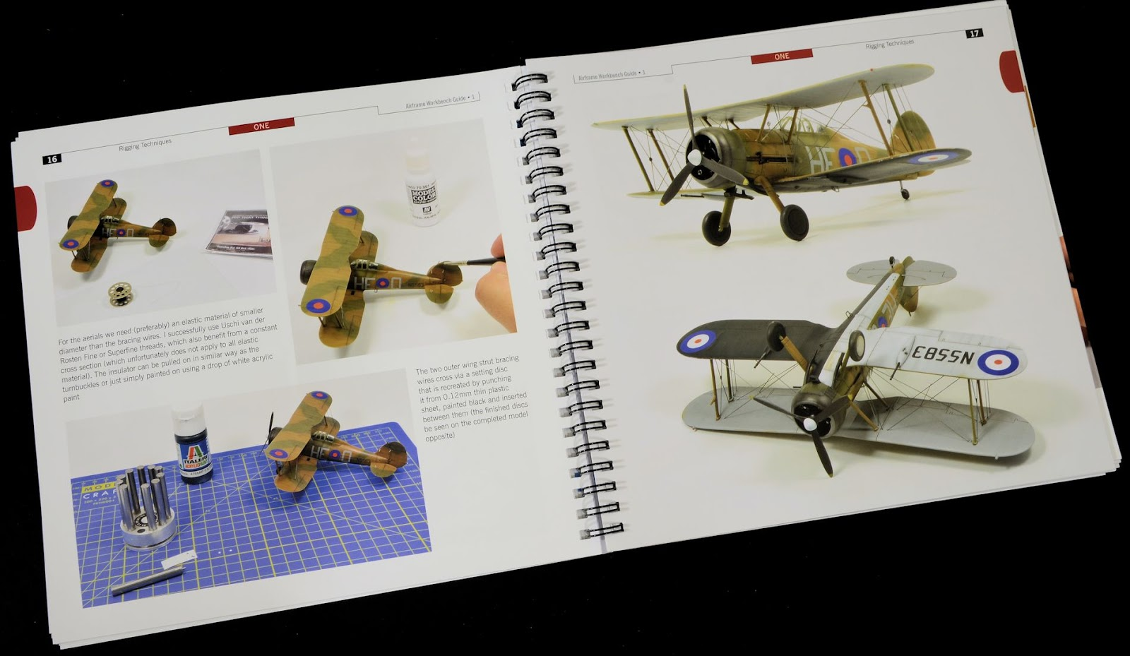 The Modelling News: Valiant Wings Publishing's new Workbench Guide