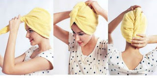 Cara Merawat Rambut Hijab