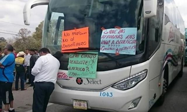 Protestas, México, noticias