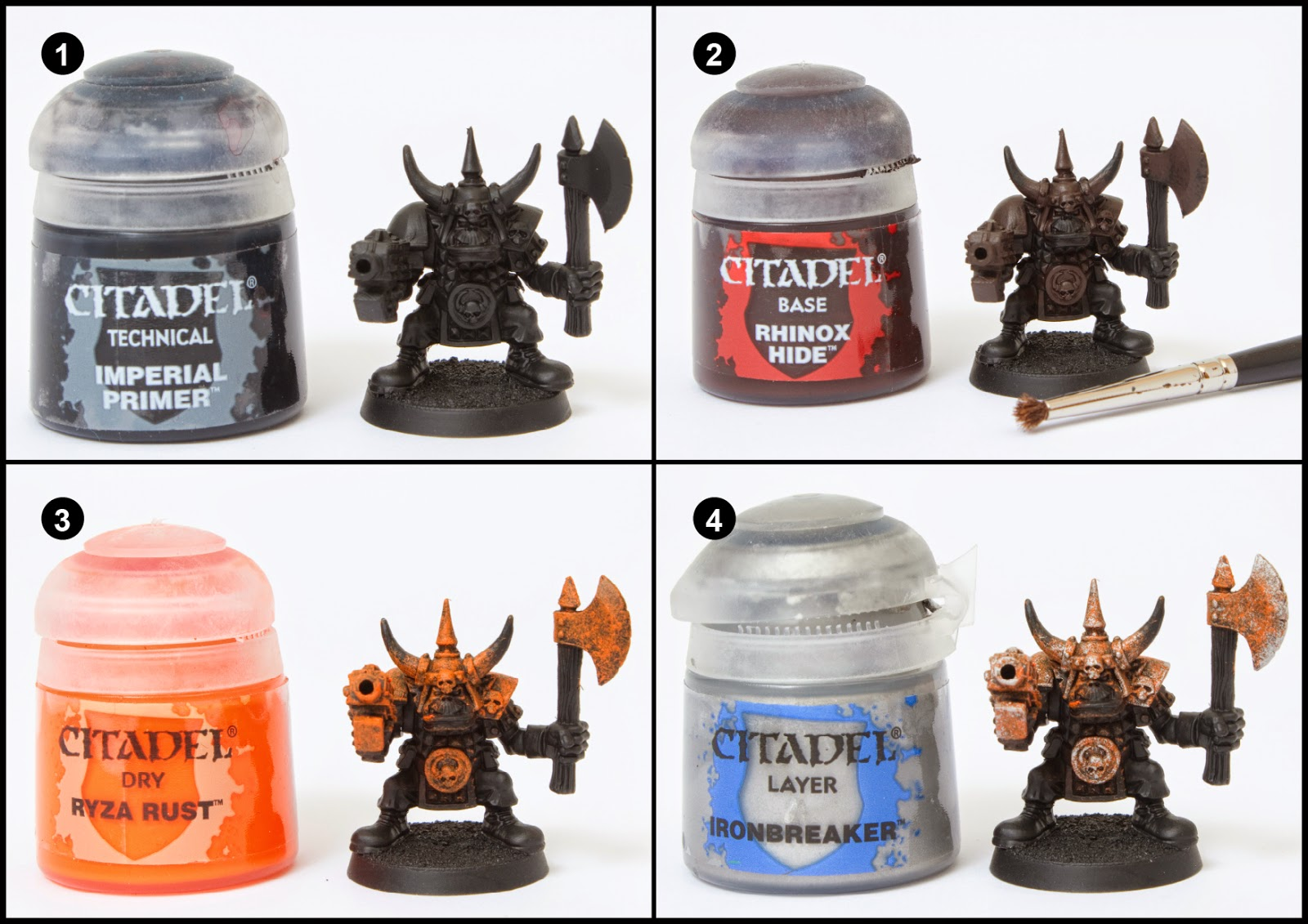 Can You Paint Over Nuln Oil