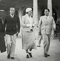 Bioy Casares, Ocampo, Borges, 1935